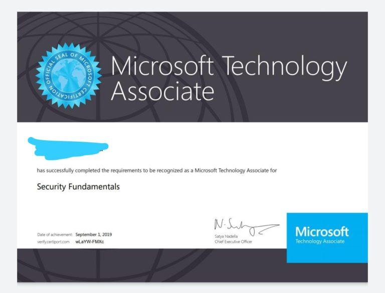 Sample Certificate (1)